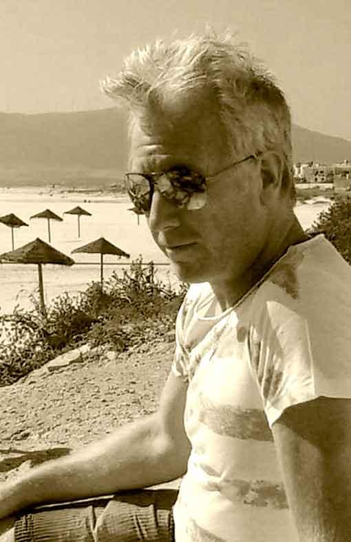Stuart Ashing - Tarifa Beach near Gibraltar