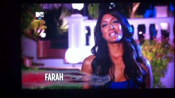 MTV-Hypnotist - Farah