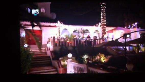 MTV Ash Ex on the beach -Hypnotist at the villa