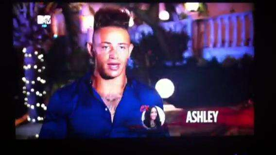 MTV-Hypnotist Ashley Cain