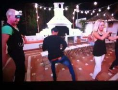 MTV Ash Ex on the beach-Hypnotist give Ash the twerking